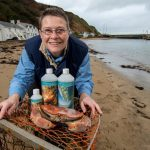 Welsh company using British shells to reduce rising hot tub infections and cut plastic waste